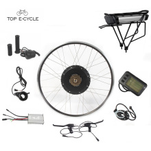 DIY fun 28inch rear wheel electric bike convension kit/bike electric motor kit