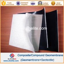 Geotextil Verbundverbindung Geokomposit LDPE HDPE LLDPE Geomembranen