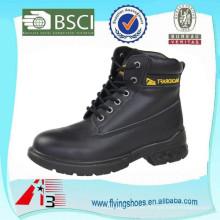 Zapato de seguridad de madera