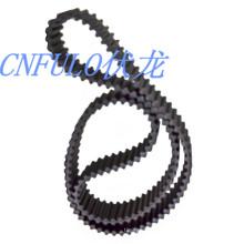 Cronometraje industrial correa, correa dentada echada a un lado doble, correa de goma (DA-800-5M-9)