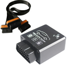 Navigation GPS avec Android Phone APP, OBD2 Data, Speed ​​(TK228-KW)