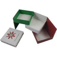Caixas de caixa de presente de papel com logotipo para embalagem