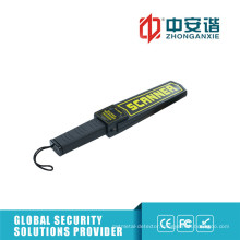Security Metal Detectors for Inspecting Weapons with Color LED Indication