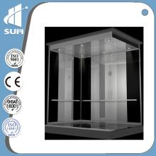 Summe Maschinenraum Aufzug Wohngebäude