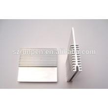Extrusión de Alta Precisión Aluminio HeatSink