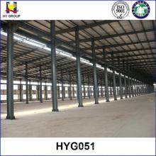 Edificio de taller de estructura de acero prefabricado