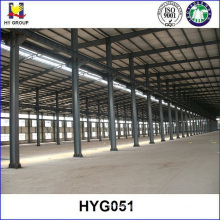 Prefabricatd steel structure workshop building