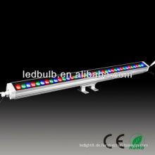 Led Wandscheibe 18W RGB CE & ROHS zugelassen
