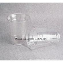 Подгонянный супер кристаллический кубок любимчика 14oz