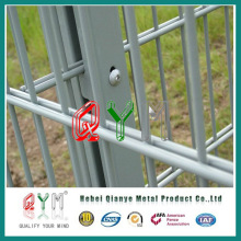 Qym-Weft Security Double Fences