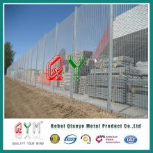 358 Anti-Climb High Security Fence