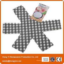 Buen uso de tela no tejida poliéster Pot & Pan Protector