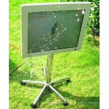 42-дюймовый напольный жидкокристаллический наружный рекламный киоск