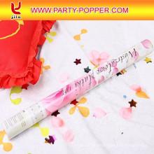 Party Supplies Party Popper für Hochzeitsfeier Popper