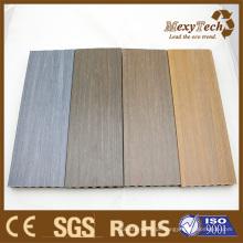 Revestimento exterior do Co-Extrustion de Foshan WPC / Decking de madeira