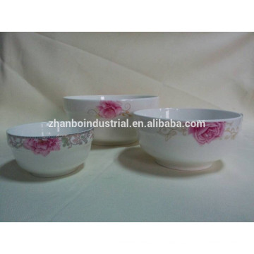Good Quality New Bone China Bowls Dinner sets
