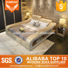 australia style new design luxury bedroom furniture set with spotlight