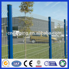 building material PVC coated fence with lowest price