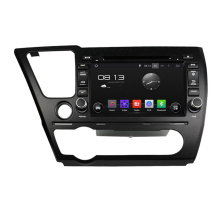 8 inch Honda Civic 2014 Sedan Car DVD Player