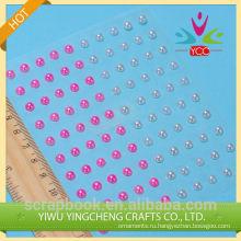 новый продукт пластиковый камень наклейка для записках 2014