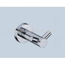 Gancho durable de la capa del acero inoxidable del cuarto de baño, gancho del traje del acero inoxidable CX-049B