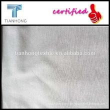 100 hilo de algodón teñido de tela/chambray tejido denim tela libre muestras