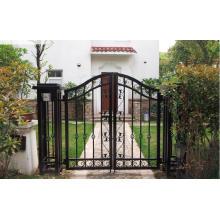 Элегантный и скотоводство кованые ворота для вашего двора