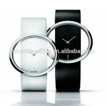 Reloj al por mayor de China del reloj de la manera del estilo del círculo
