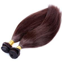 Indische 100 unverarbeitete menschliche Jungfrau remy Haarverlängerung