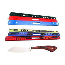 Electronic Components For New Design G10 Customized Knives Handles Knife Blade Handle