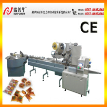 Cereal Bar/ Oat Meal Chocolate Automatic Feeding and Packing Machine