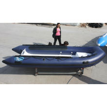canot pneumatique RIB360 bateaux de course
