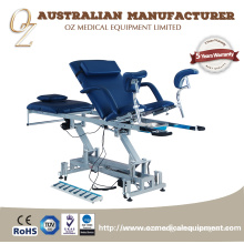 Multi Funtion Section Treatment Table Electric Examination Table electric Hospital Bed Table