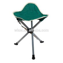 three legs picnic foldable triangle stools fishing hunting stool 3 legs chair