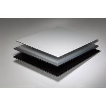Commerce de gros de matériaux de construction panneau composite en aluminium