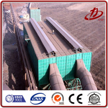 Dust collectors manufacturer bag filter for asphalt plant