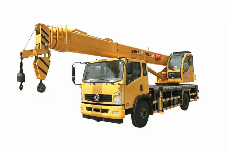 16T trcuk crane1