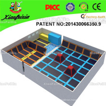Chinese Most Professinal Trampoline Manufacturer