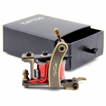 New Top Professional Handmade Copper Tattoo Machine Gun For Liner Supply