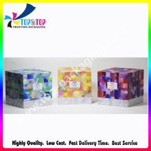 Luxury Printing Handmade Lid and Base Perfume Packaging Box