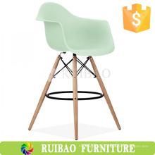 2016 Tipos de cadeiras de cozinha coloridas baratas
