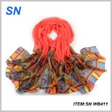 2015 bufanda de la bufanda de la fábrica de la bufanda de China
