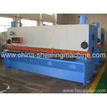 Guillotine Steel Cutting Machine
