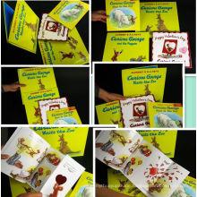 Vollfarb-Printed Mini Pre Schule Kids Math Study Books
