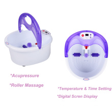 Roller Heating Foot SPA Tub Massager Body Massager
