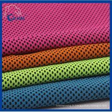 Nouvelle conception Meilleures ventes de serviettes fraîches pour les sports (QHSE8909)