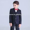 2016 Novo design baby boy desempenho conjunto de roupas slim-line ternos menino de flor para o casamento