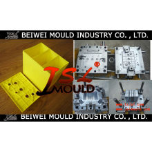 Molde / molde da caixa de bateria acidificada ao chumbo da injeção do OEM