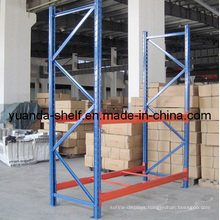 Warehouse Metal Tire Pallet Storage Display Shelf Rack