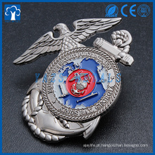 rei baía geórgia americano marinho corpo segurança força batalhão militar lembrança moedas